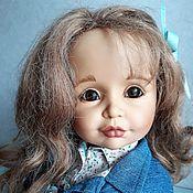 Куклы и игрушки handmade. Livemaster - original item Chantal by Joke Grobben for Gotz.. Handmade.