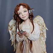 Куклы и игрушки ручной работы. Ярмарка Мастеров - ручная работа Мой Ангел. Handmade.