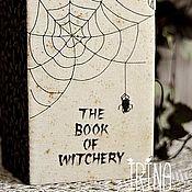 Для дома и интерьера handmade. Livemaster - original item Book-box. Handmade.