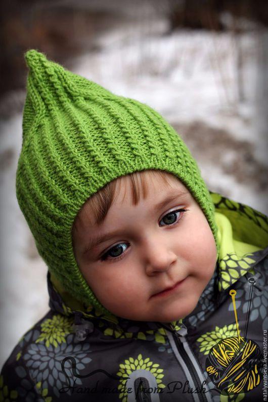 Обучающие материалы ручной работы. Ярмарка Мастеров - ручная работа. Купить МК-описание шапки-шлема Onion (Луковка). Handmade.
