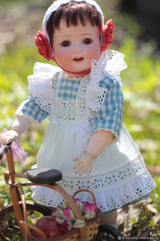 Винтаж: Продана! Антикварная кукла тодлер Heubach Koppelsdorf, Куклы винтажные, Одинцово,  Фото №1