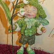 Куклы и игрушки ручной работы. Ярмарка Мастеров - ручная работа Юный  и нежный  март - новой весны несет  аромат!. Handmade.
