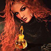 """Косметика ручной работы. Ярмарка Мастеров - ручная работа """" Amore Strega """"   духи натуральные. Handmade."""