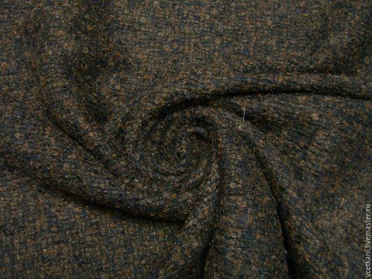 Шитье ручной работы. Ярмарка Мастеров - ручная работа. Купить Букле (шерсть 38%, альпака 34%, па 8%), ширина 160 см.. Handmade.