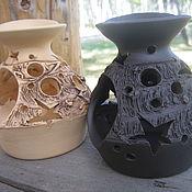 Для дома и интерьера ручной работы. Ярмарка Мастеров - ручная работа Аромалампа. Handmade.
