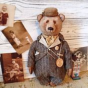 Куклы и игрушки ручной работы. Ярмарка Мастеров - ручная работа Сэр Эдгар. Handmade.