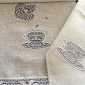 Для дома и интерьера handmade. Livemaster - original item Linen kit