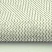 Материалы для творчества handmade. Livemaster - original item 100% cotton, Poland, gray Chevron mini. Handmade.