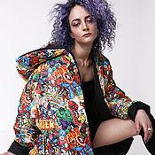 Одежда handmade. Livemaster - original item Jacket bat