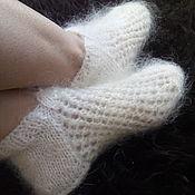 Аксессуары handmade. Livemaster - original item Peds the slipper down. Handmade.