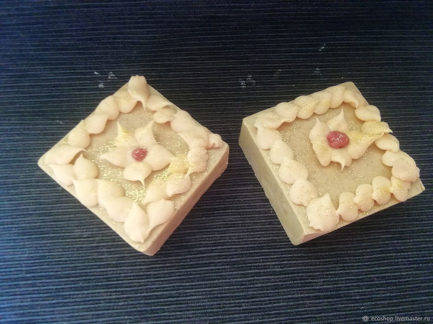 soap: Amber with propolis and honey, Soap, Ryazan,  Фото №1