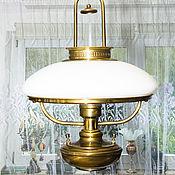 Винтаж ручной работы. Ярмарка Мастеров - ручная работа Лампа Летающая тарелка освещение заполняющее освещение узконаправленно. Handmade.