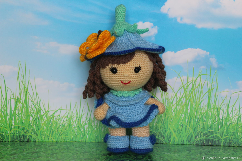 Кукла: малышка в костюме Колокольчик, Куклы и пупсы, Санкт-Петербург,  Фото №1