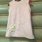 Работы для детей, ручной работы. Ярмарка Мастеров - ручная работа Платье для девочки, рост 98-102. Handmade.
