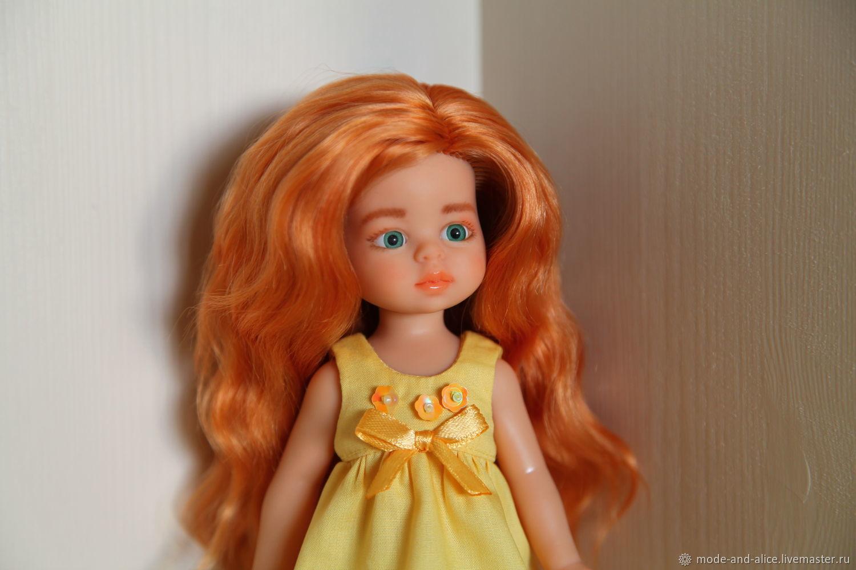 Кукла Ангелина ООАК miniamigas Paola Reina 21 см, Куклы и пупсы, Солнечногорск,  Фото №1