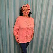 Одежда handmade. Livemaster - original item Openwork tunic. Handmade.