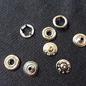 Кнопки ручной работы. Ярмарка Мастеров - ручная работа 9,5 мм. Японская кнопка рубашечная. Handmade.