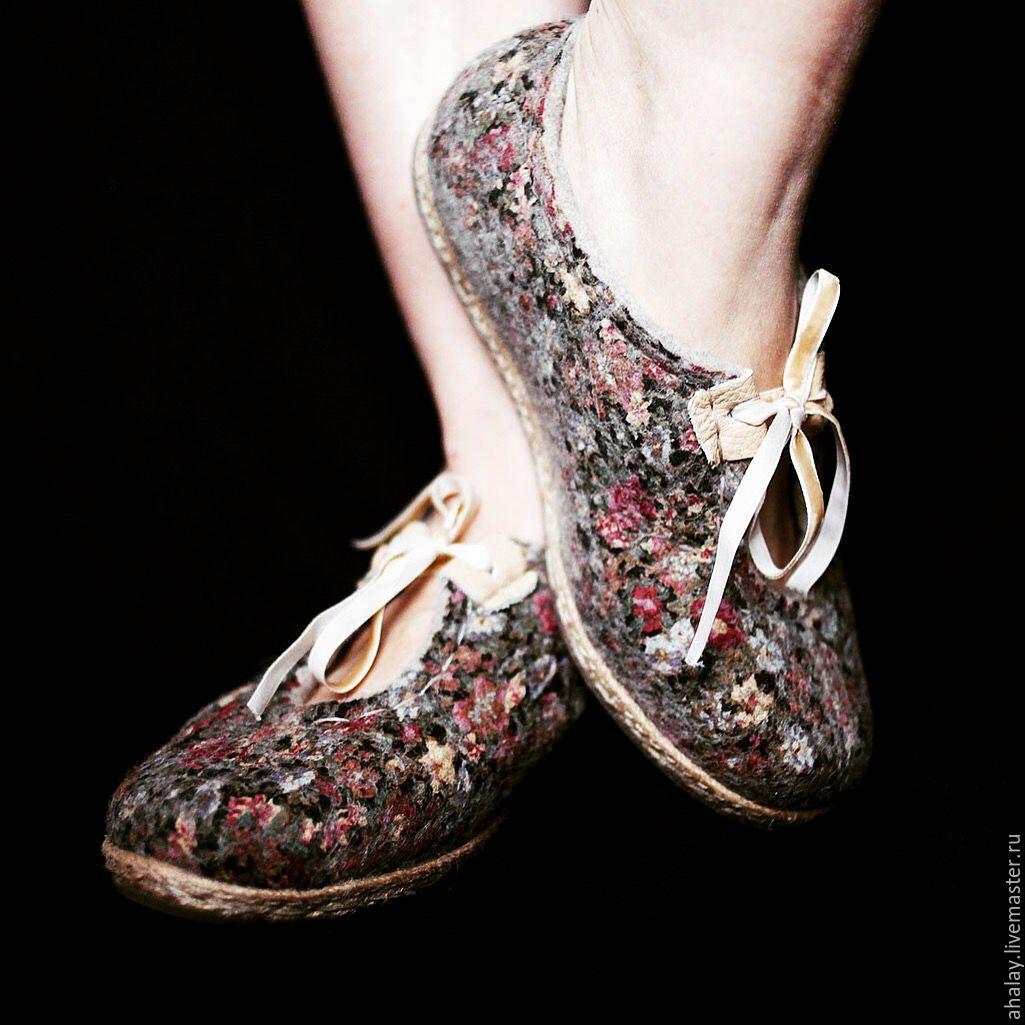 Эко обувь мастер класс пошаговый #7