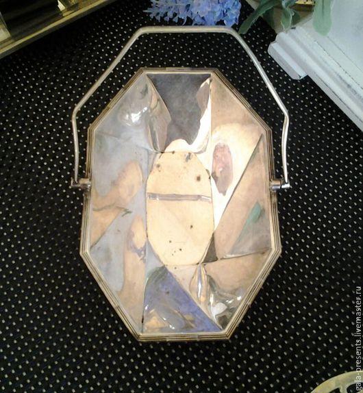 Винтажная посуда. Ярмарка Мастеров - ручная работа. Купить -10% Антикварная вазочка-бонбоньерка, ар-деко, Англия, начало 20 века. Handmade.