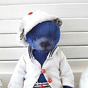 Куклы и игрушки ручной работы. Ярмарка Мастеров - ручная работа Мишка-тедди Федор. Handmade.