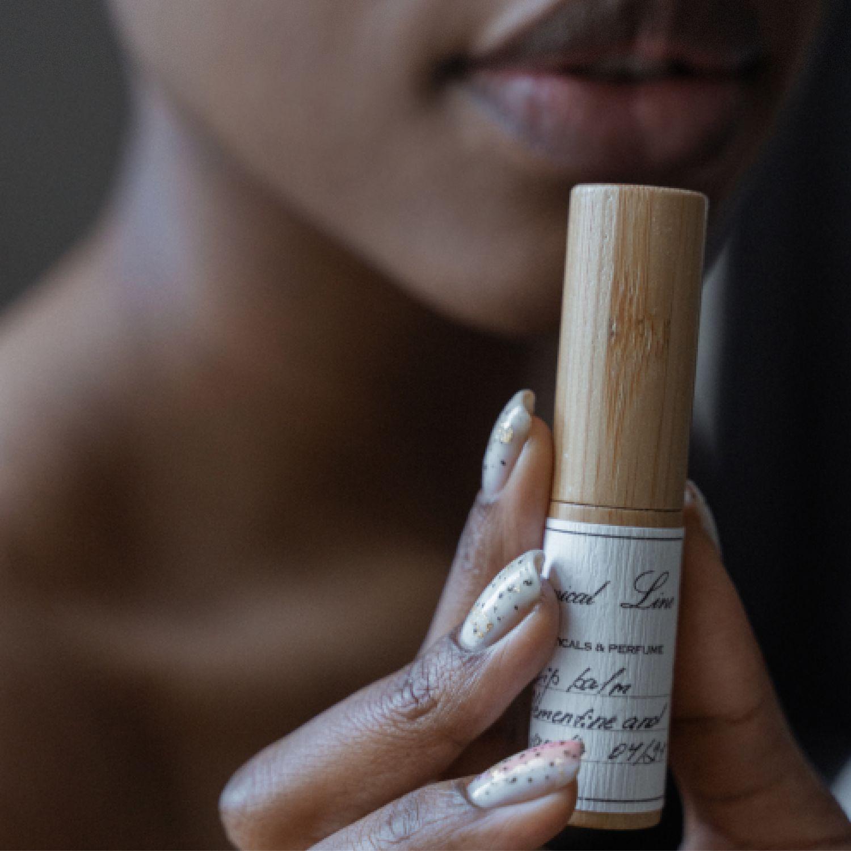 Бальзам для губ «Клементин и ваниль» Lip Balm Clementine & Vanilla, Бальзам для губ, Курган,  Фото №1