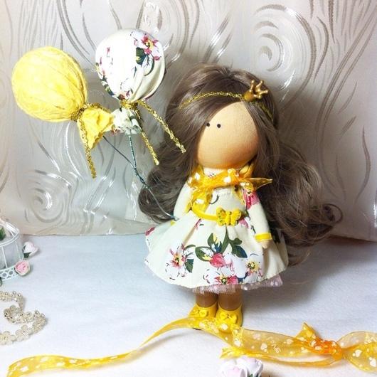 Человечки ручной работы. Ярмарка Мастеров - ручная работа. Купить Цветочная фея. Handmade. Тильда, кукла интерьерная, декор дома