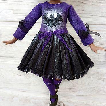 Куклы и игрушки ручной работы. Ярмарка Мастеров - ручная работа Платье для куклы/ Outfit for doll. Handmade.