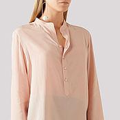 Одежда ручной работы. Ярмарка Мастеров - ручная работа Женская нарядная красивая блузка на выход. Handmade.