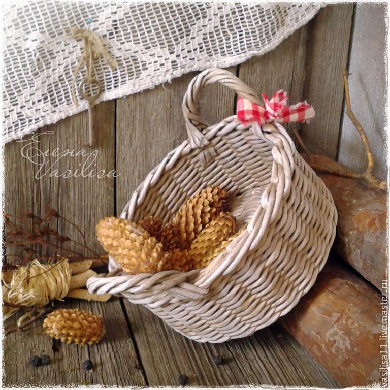 Ютуб плетение корзин