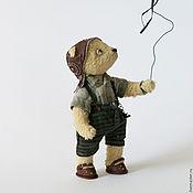 Куклы и игрушки ручной работы. Ярмарка Мастеров - ручная работа Сёма, юный воздухоплаватель. Handmade.