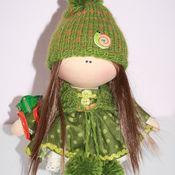 Куклы и игрушки ручной работы. Ярмарка Мастеров - ручная работа Горошинка. Handmade.