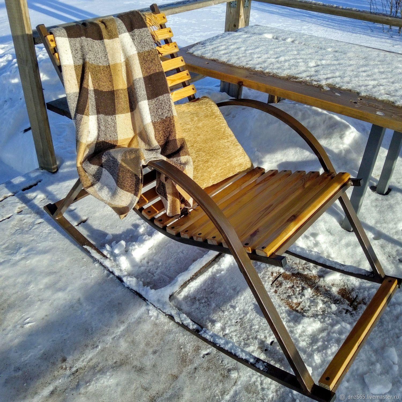Кресло-качалка Невесомость, Мебель, Богородицк, Фото №1