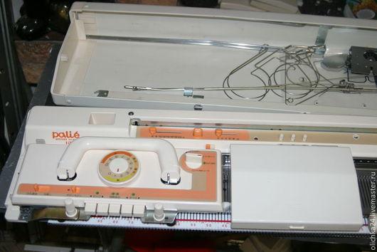 Вязание ручной работы. Ярмарка Мастеров - ручная работа. Купить вязальная машина Бразер KH-871. Handmade. пластик