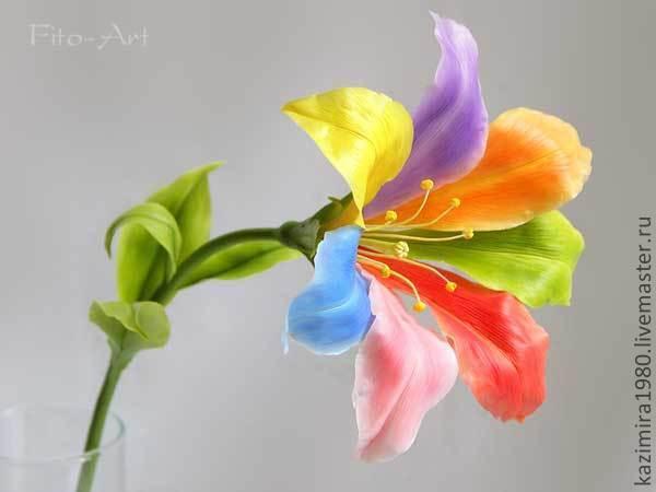 Цветик семицветик цветы