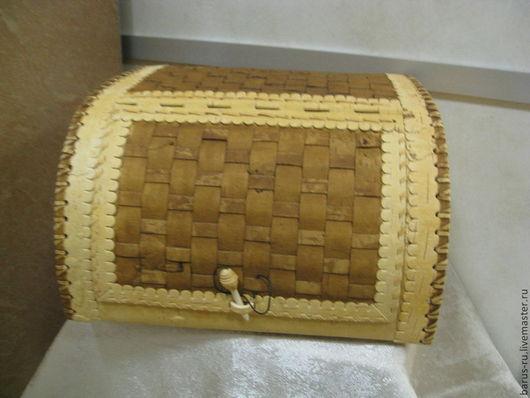 Кухня ручной работы. Ярмарка Мастеров - ручная работа. Купить Хлебница из бересты. Handmade. Береста, русский сувенир, хлебница из дерева