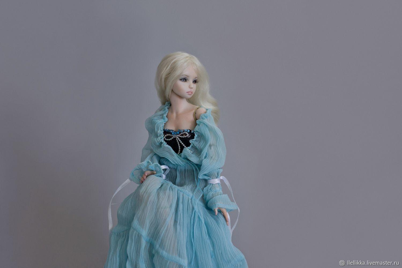 Лиза. Авторская шарнирная кукла, Куклы, Краснодар, Фото №1