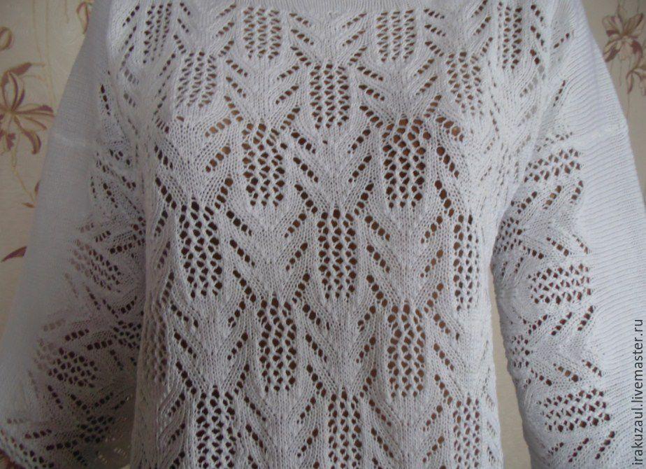 Вязаные свитера и туники с доставкой