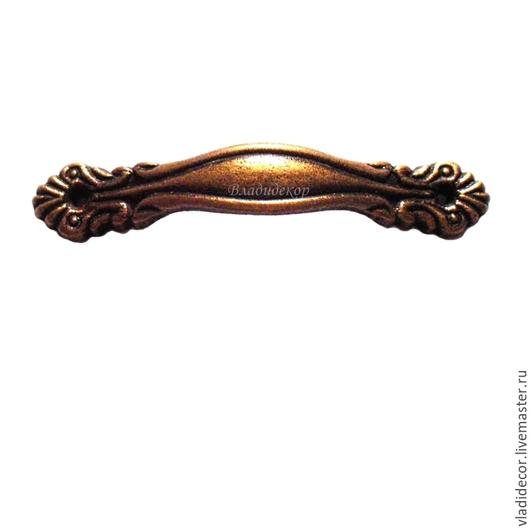 Декупаж и роспись ручной работы. Ярмарка Мастеров - ручная работа. Купить Ручка скоба для шкатулок М-80. Handmade.