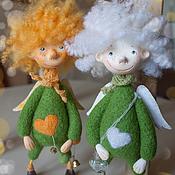 Куклы и игрушки ручной работы. Ярмарка Мастеров - ручная работа Одуванчиковое настроение. Handmade.