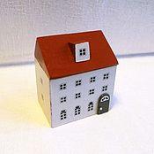 Подарки к праздникам ручной работы. Ярмарка Мастеров - ручная работа миниатюра, домики, декор интерьера. Handmade.