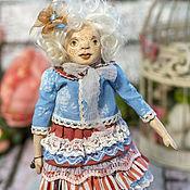 Куклы и игрушки handmade. Livemaster - original item Companion doll Ivanka, author`s doll. Handmade.