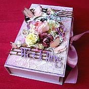"""Свадебный салон ручной работы. Ярмарка Мастеров - ручная работа Коробочка для денег, подарка """"Butterfly"""". Handmade."""