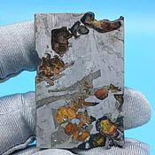 Украшения ручной работы. Ярмарка Мастеров - ручная работа Метеорит Сеймчан 44,8 грамма на кулон. Handmade.