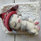 Куклы и игрушки ручной работы. Ярмарка Мастеров - ручная работа Мимышка. Handmade.