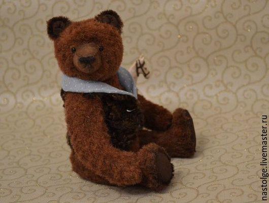 Мишки Тедди ручной работы. Ярмарка Мастеров - ручная работа. Купить Потап. Handmade. Коричневый, мишка-тедди, мишка