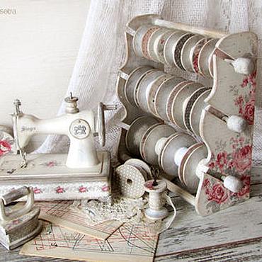 """Для дома и интерьера ручной работы. Ярмарка Мастеров - ручная работа Комплект """"Bouquet of roses"""". Handmade."""