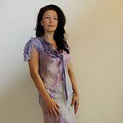 """Одежда ручной работы. Ярмарка Мастеров - ручная работа Платье """" Вереск"""". Handmade."""