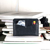 Канцелярские товары handmade. Livemaster - original item Leather cover for the driver`s documents and maps passport cover. Handmade.