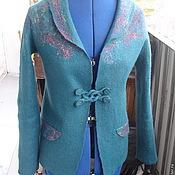 Одежда ручной работы. Ярмарка Мастеров - ручная работа жакет женский. Handmade.