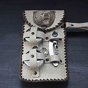 Сувениры и подарки handmade. Livemaster - original item Gifts for hunters and fishermen: A set of road 2. Handmade.